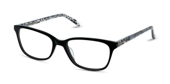 SY CF12 Women's Glasses Transparent / Black