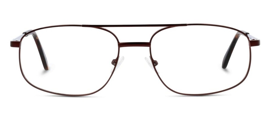 C-Line CL CM09 Men's Glasses Brown