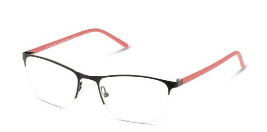 IS CF06 Women's Glasses Transparent / Black