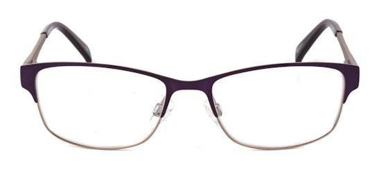 033 Women's Glasses Transparent / Pink