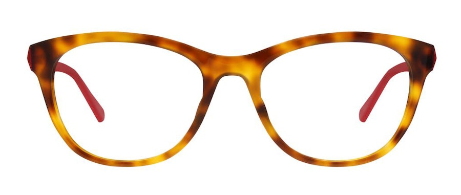 In Style IS DF08 Women's Glasses Brown