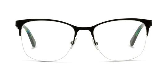 IS DF10 Women's Glasses Transparent / Black