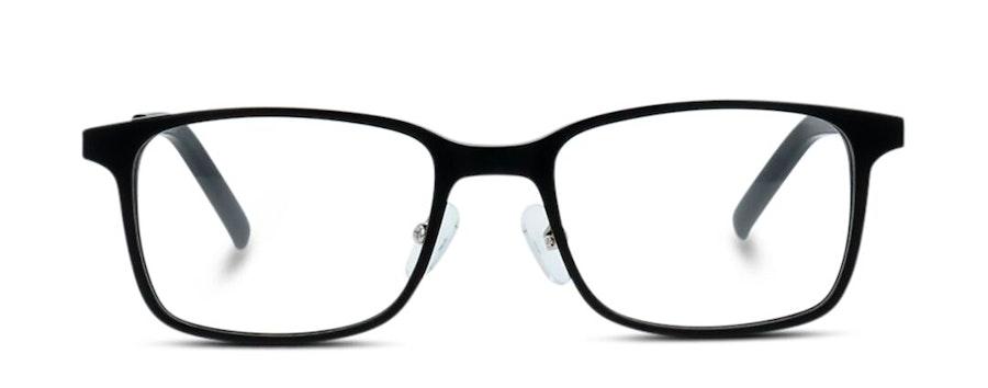 Julius JU DM16WC Men's Glasses Black