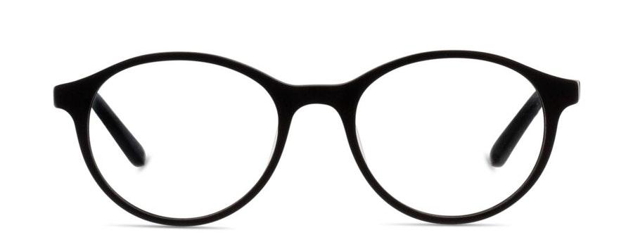 Julius JU EM04WC Men's Glasses Black