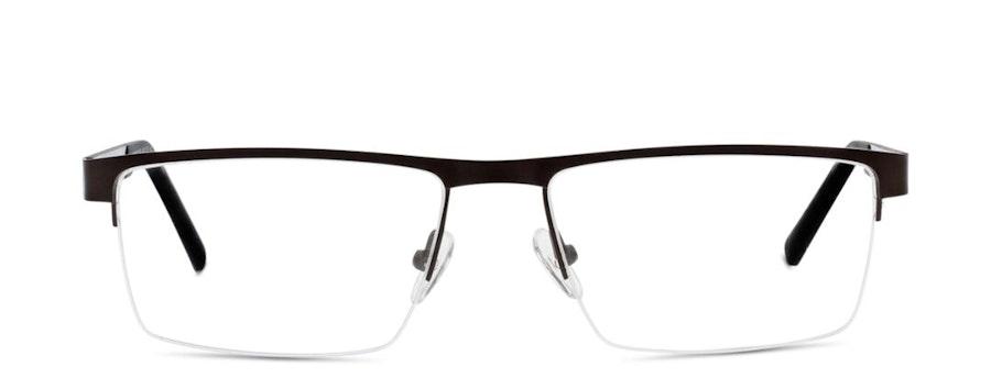 Julius JU EM02WC (Large) Men's Glasses Grey