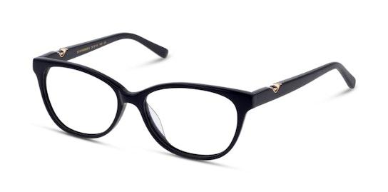 SY EF11 Women's Glasses Transparent / Navy