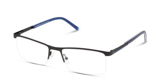 IS FM11 Men's Glasses Transparent / Navy