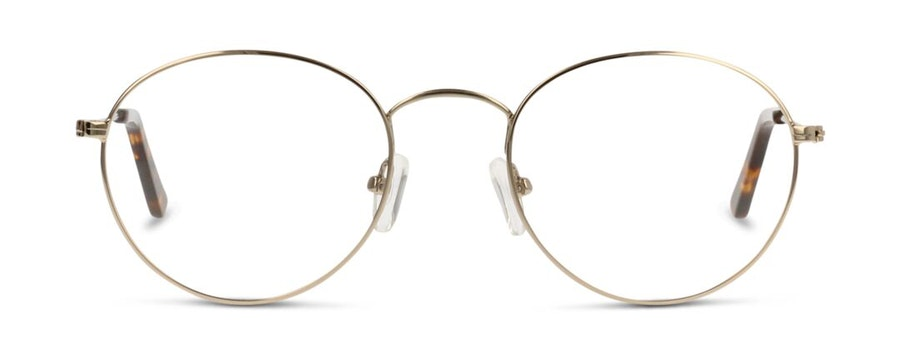DbyD DB FM04 Men's Glasses Gold