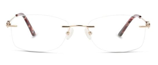 CL FF15 Women's Glasses Transparent / Gold