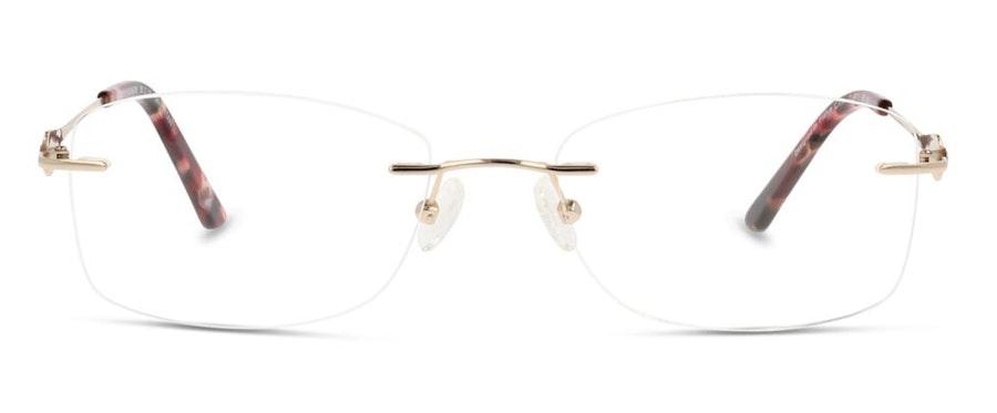 C-Line CL FF15 Women's Glasses Gold