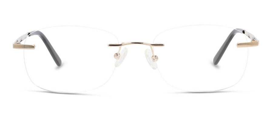 C-Line CL FM05 Men's Glasses Gold