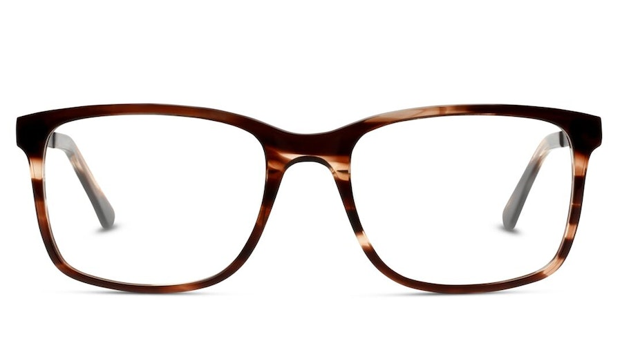 DbyD DB HM01 Men's Glasses Brown
