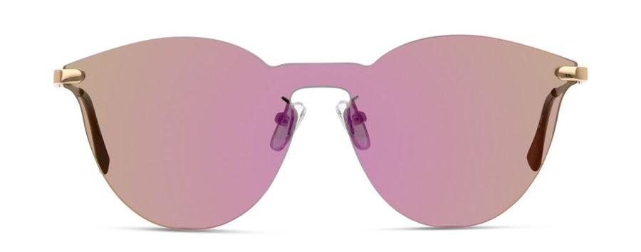 Seen SN GF03 Women's Sunglasses Red / Gold
