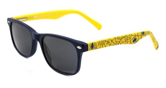 Spiderman 01S Children's Sunglasses Grey / Blue