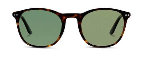 HS HM01WC Men's Sunglasses Green / Tortoise Shell