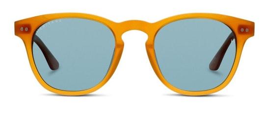 HS EM15WC Unisex Sunglasses Blue / Brown
