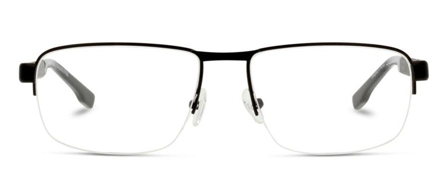 Julius JU HM05 (Large) Men's Glasses Black