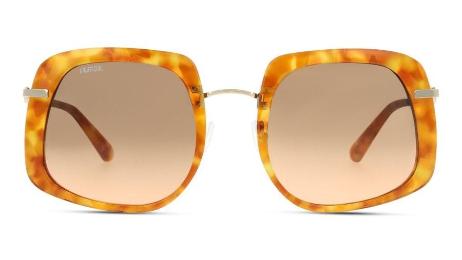 Unofficial UNSF0186 (HDO0) Sunglasses Brown / Havana