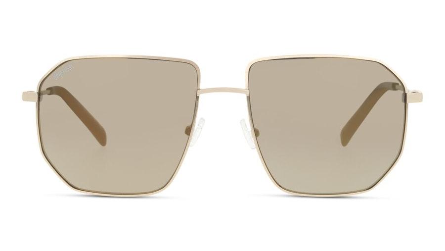 Unofficial UNSM0133 (DDED) Sunglasses Green / Gold