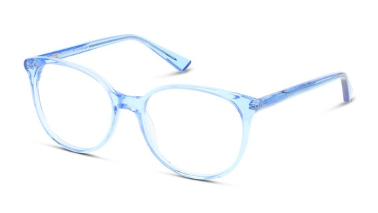 MN JF17 Women's Glasses Transparent / Blue