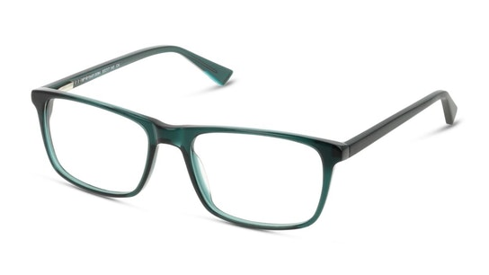 MN JM12 Men's Glasses Transparent / Green