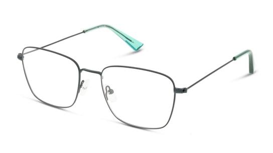 MN JM15 Men's Glasses Transparent / Green