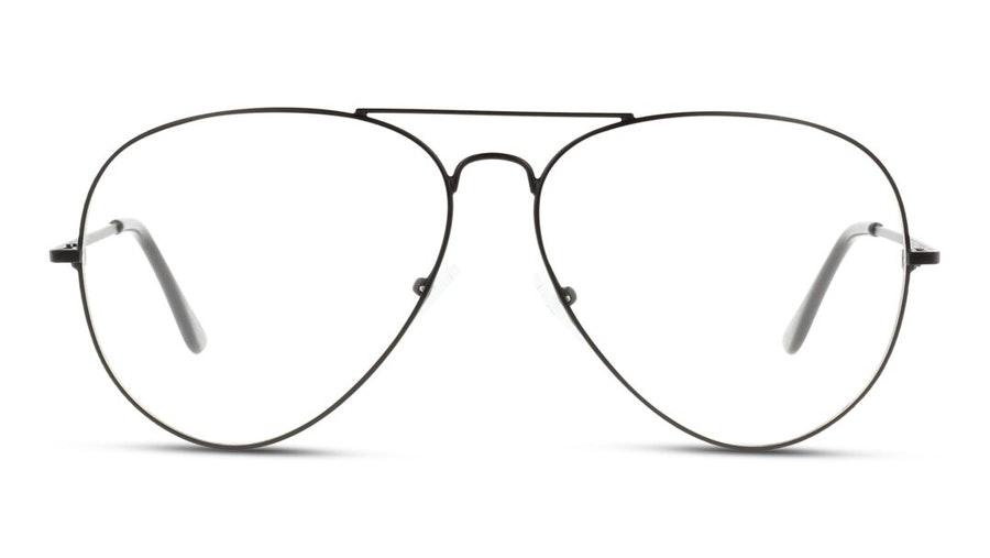 Seen SN JU01 (Large) Men's Glasses Black