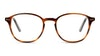 DbyD DB JM04 Men's Glasses Brown
