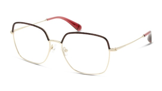 SY KF07 Women's Glasses Transparent / Red