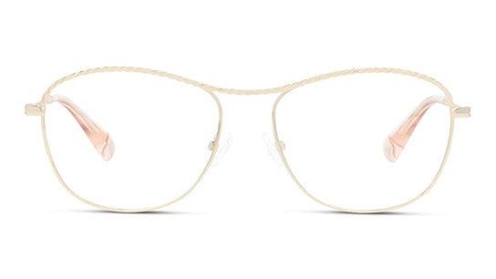 SY KF09 Women's Glasses Transparent / Gold
