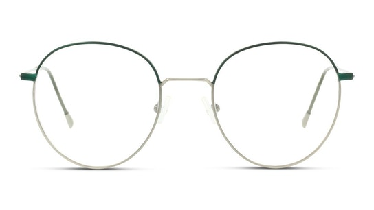 FU KM11 Men's Glasses Transparent / Grey