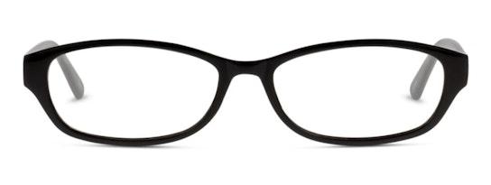 SN KF02 Women's Glasses Transparent / Black
