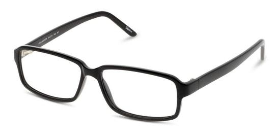 SN KM05 Men's Glasses Transparent / Black