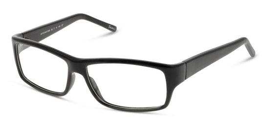 SN CM18 (Large) Men's Glasses Transparent / Black