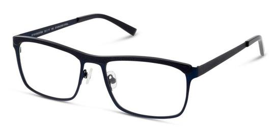 FU FM07 Men's Glasses Transparent / Blue