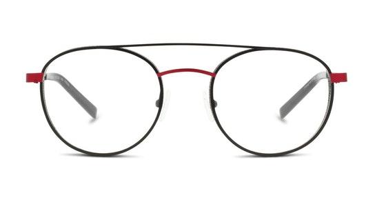 FU IF02 Men's Glasses Transparent / Black