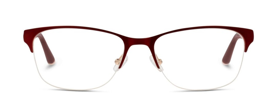 Heritage HE DF31 Women's Glasses Burgundy