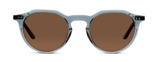 HS EF38 Women's Sunglasses Brown / Transparent