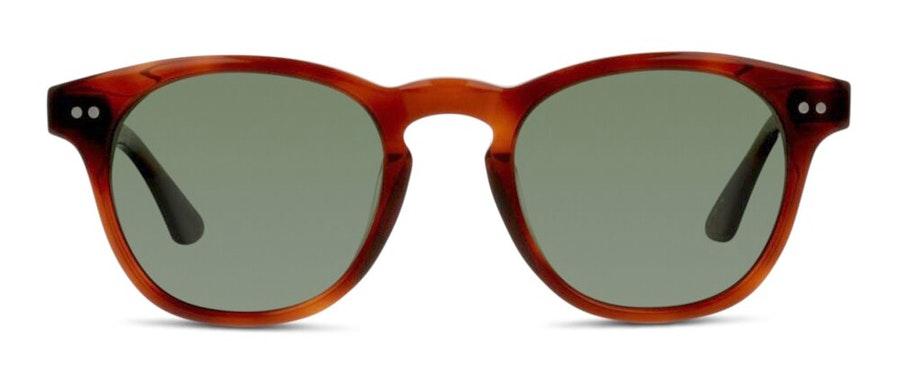 Heritage HS EM15 Men's Sunglasses Green / Tortoise Shell