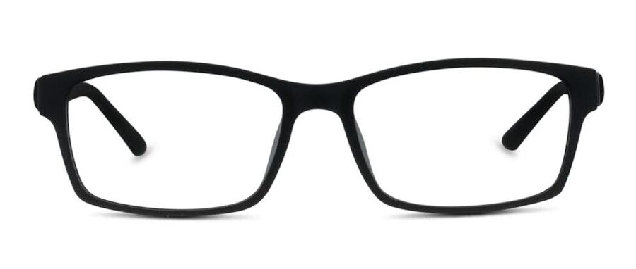 Julius JU AM02 Men's Glasses Black