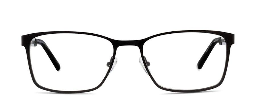 Julius JU EM01 (Large) Men's Glasses Black