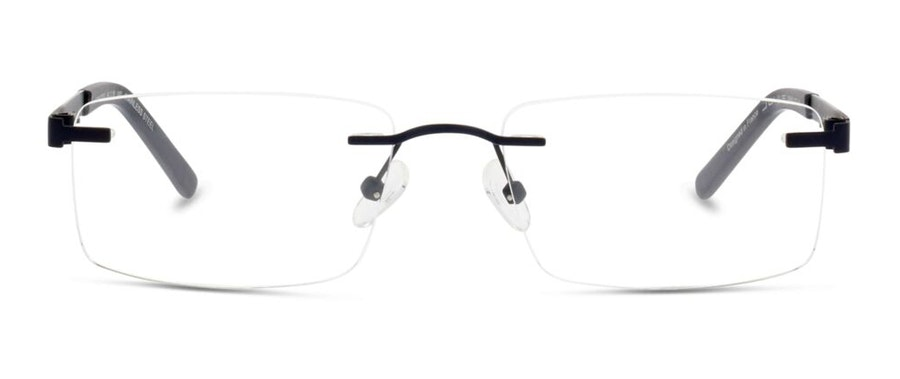 Julius JU FM10 Men's Glasses Blue
