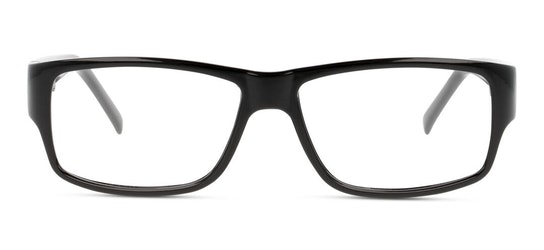 SN CM18 Men's Glasses Transparent / Black