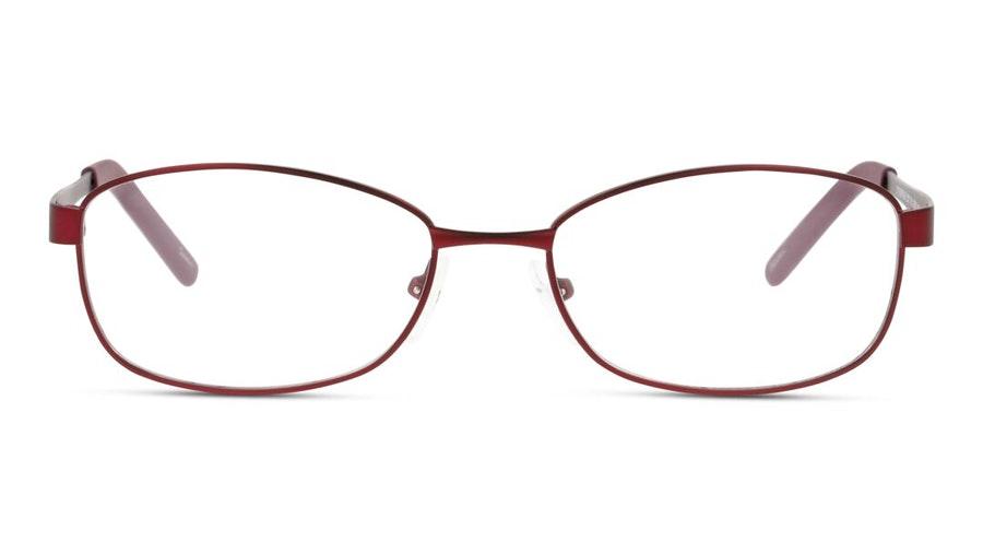 Seen SN EF05 Women's Glasses Burgundy