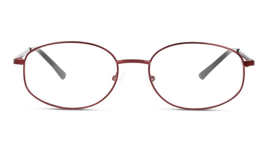 Seen SN OF0003 Women's Glasses Burgundy