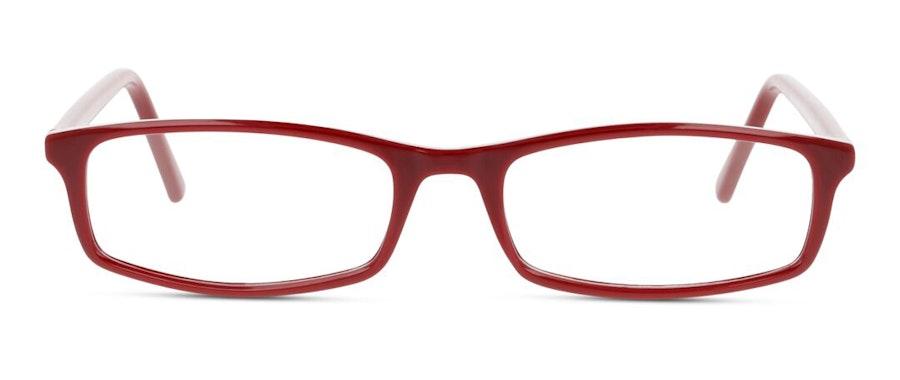 Seen SN OF0005 Women's Glasses Burgundy