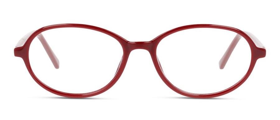 Seen SN OF0007 Women's Glasses Burgundy