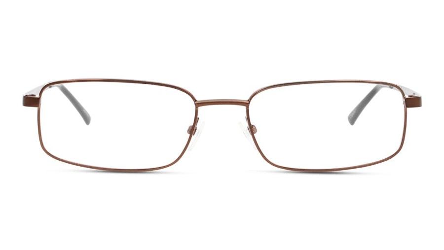 Seen SN OM0003 (Large) Men's Glasses Brown