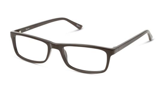 SN OM0007 Men's Glasses Transparent / Brown