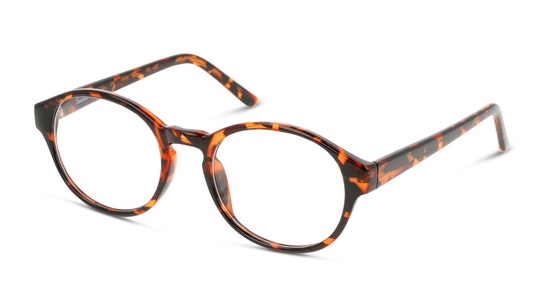 SN OU5005 Women's Glasses Transparent / Havana